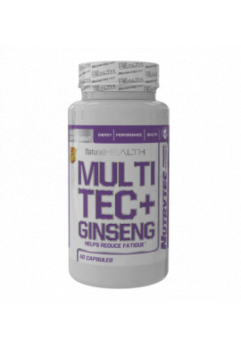 MULTITEC + GINSENG