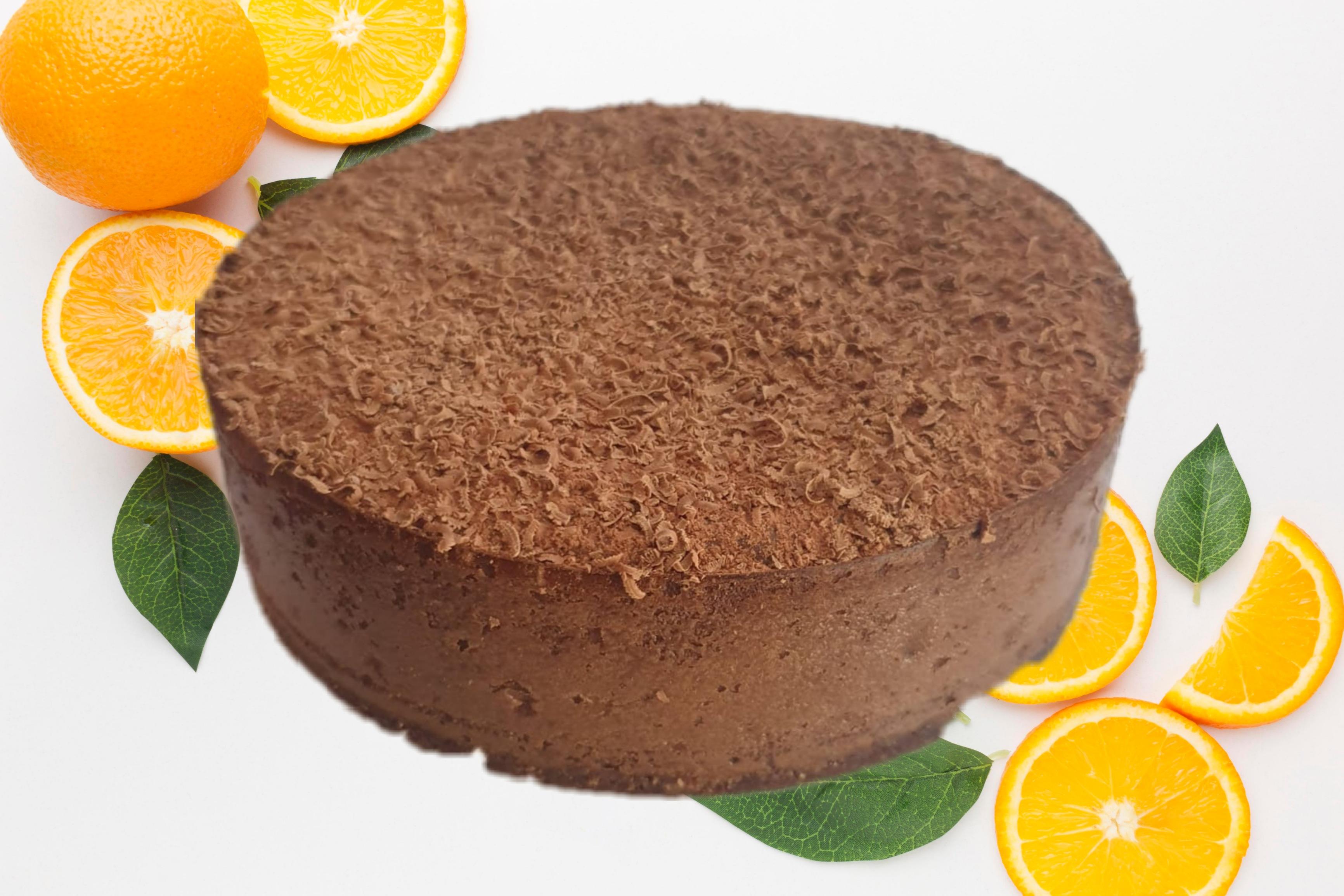 cheescake chocolate y naranja totalactivity